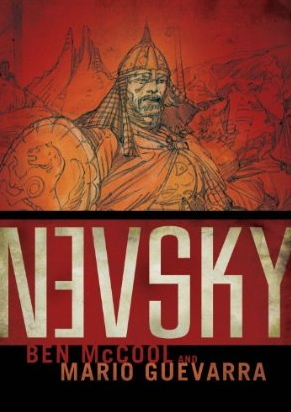 Nevsky: The Graphic Novel